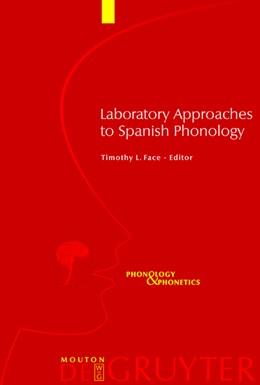 Abbildung von Face | Laboratory Approaches to Spanish Phonology | 2004 | 7