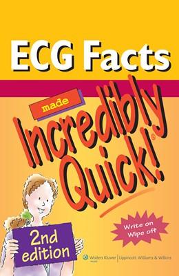 Abbildung von ECG Facts Made Incredibly Quick! | Second | 2009