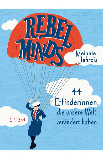 Cover: Melanie Jahreis, Rebel Minds