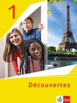 Abbildung von Découvertes 1. Ausgabe 1. oder 2. Fremdsprache. Schülerbuch flexibler Einband 1. Lernjahr | 1. Auflage | 2020 | beck-shop.de
