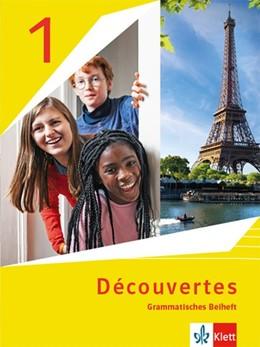 Abbildung von Découvertes 1. Ausgabe 1. oder 2. Fremdsprache. Grammatisches Beiheft mit Erklärfilmen 1. Lernjahr | 1. Auflage | 2020 | beck-shop.de