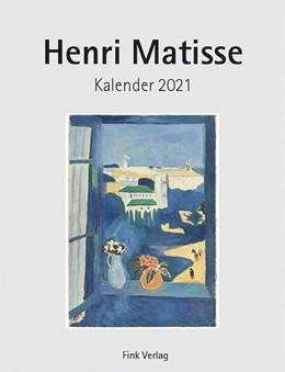 Abbildung von Henri Matisse 2021 | 2020 | Kunst-Einsteckkalender. Kalend...