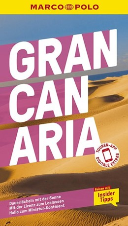 Abbildung von Weniger / Gawin | MARCO POLO Reiseführer Gran Canaria | 22. Auflage | 2020 | Reisen mit Insider-Tipps. Inkl...