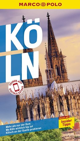 Abbildung von Raap / Johnen | MARCO POLO Reiseführer Köln | 16. Auflage | 2020 | beck-shop.de