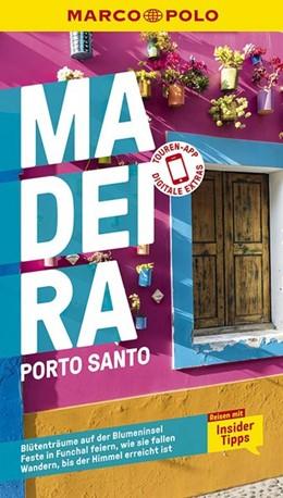Abbildung von Henss / Lier | MARCO POLO Reiseführer Madeira, Porto Santo | 16. Auflage | 2020 | beck-shop.de