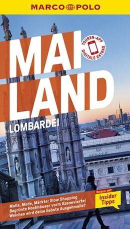 Abbildung von Dürr / Klüver   MARCO POLO Reiseführer Mailand, Lombardei   14. Auflage   2020   beck-shop.de