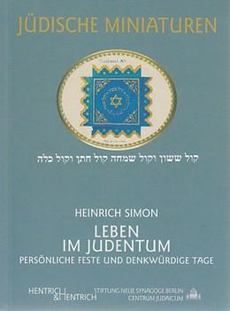 Abbildung von Simon   Leben im Judentum   2. Auflage   2020   beck-shop.de