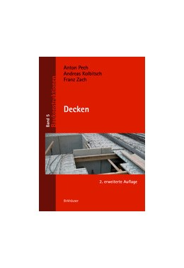 Abbildung von Pech / Kolbitsch | Decken | 2. Auflage | 2020 | beck-shop.de