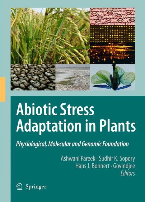 Abbildung von Pareek / Sopory / Bohnert / Govindjee | Abiotic Stress Adaptation in Plants | 1st Edition. | 2010