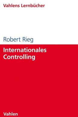 Abbildung von Rieg | Internationales Controlling | 2020