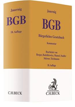 Abbildung von Jauernig | Bürgerliches Gesetzbuch: BGB | 18. Auflage | 2021 | beck-shop.de