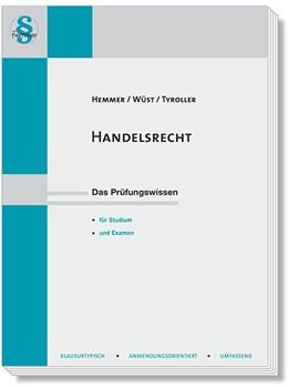 Abbildung von Hemmer / Wüst | Handelsrecht | 12. Auflage | 2020 | beck-shop.de