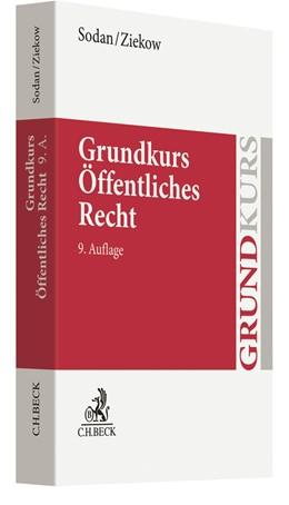 Abbildung von Sodan / Ziekow | Grundkurs Öffentliches Recht | 9. Auflage | 2020 | beck-shop.de