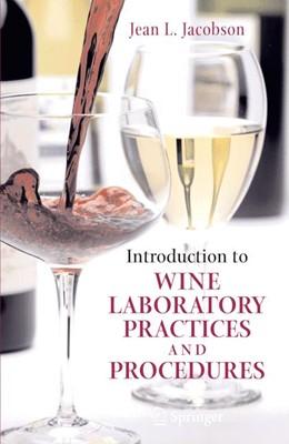 Abbildung von Jacobson | Introduction to Wine Laboratory Practices and Procedures | 2005