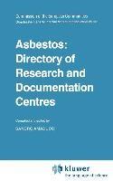 Abbildung von Amaducci | Asbestos: Directory of Research and Documentation Centres | 1982