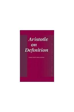 Abbildung von Deslauriers | Aristotle on Definition | 2007