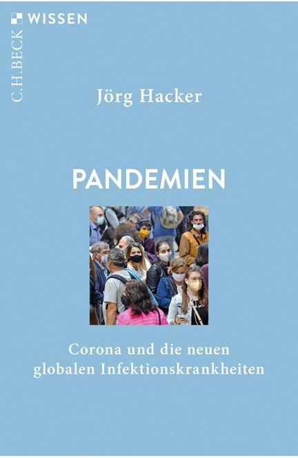 Cover: Jörg Hacker, Pandemien