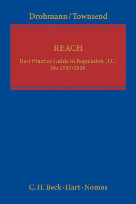 REACH | Drohmann / Townsend | Buch (Cover)