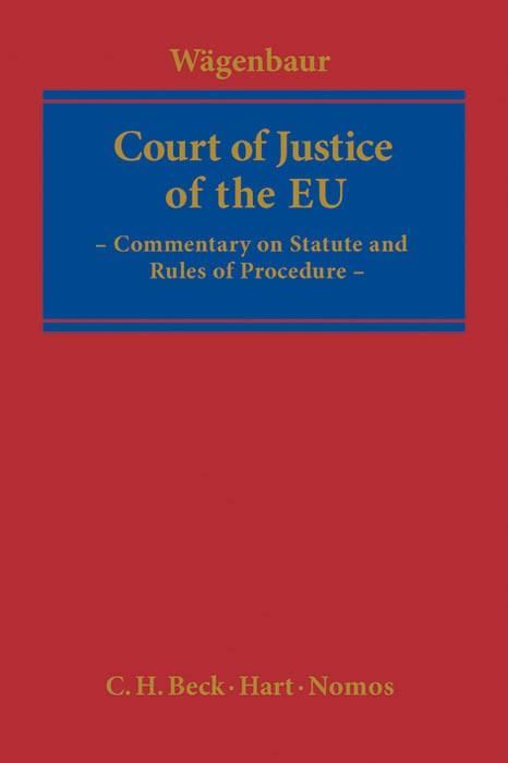 Abbildung von Wägenbaur | Court of Justice of the European Union | 2013