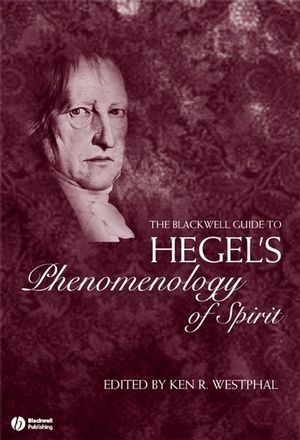 Abbildung von Westphal | The Blackwell Guide to Hegel's Phenomenology of Spirit | 1. Auflage | 2009