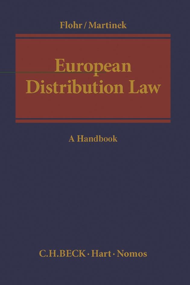 Abbildung von Flohr / Martinek | European Distribution Law | 2020