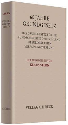 Abbildung von Stern | 60 Jahre Grundgesetz | 2010 | Das Grundgesetz für die Bundes...