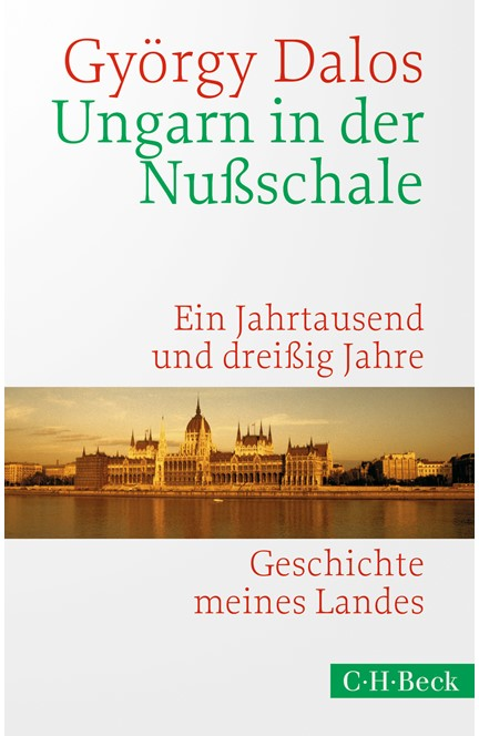Cover: György Dalos, Ungarn in der Nußschale