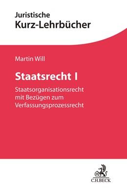 Abbildung von Will | Staatsrecht I | 2020 | Staatsorganisation
