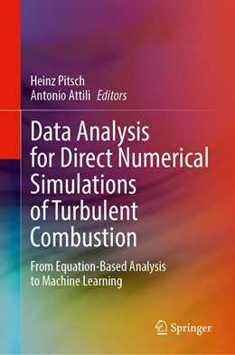 Abbildung von Pitsch / Attili   Data Analysis for Direct Numerical Simulations of Turbulent Combustion   1st ed. 2020   2020   From Equation-Based Analysis t...