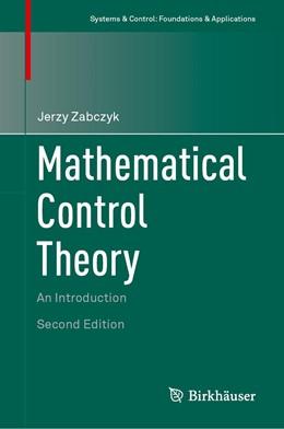 Abbildung von Zabczyk | Mathematical Control Theory | 2nd ed. 2020 | 2020 | An Introduction