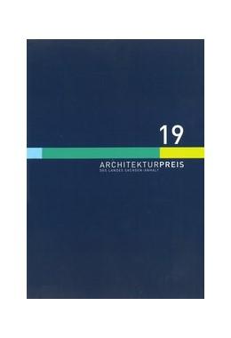 Abbildung von Heller | Architekturpreis des Landes Sachsen-Anhalt 2019 | 1. Auflage | 2020 | beck-shop.de