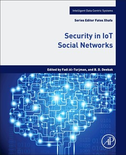 Abbildung von Al-Turjman / Deebak | Security in IoT Social Networks | 2020