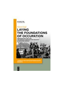 Abbildung von Laying the Foundations of Occupation | 1. Auflage | 2020 | 27 | beck-shop.de