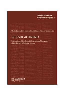 Abbildung von Lüstraeten / Butcher   Let us be attentive!   1. Auflage   2020   1   beck-shop.de