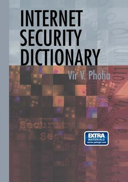 Abbildung von Phoha | Internet Security Dictionary | 2002