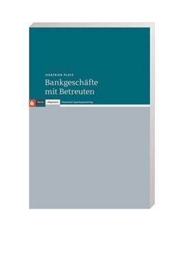 Abbildung von Platz   Bankgeschäfte mit Betreuten   2010