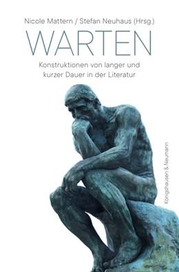 Abbildung von Mattern / Neuhaus | Warten | 2020 | Konstruktionen von langer und ...