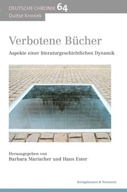 Abbildung von Mariacher / Ester   Verbotene Bücher   2020   Aspekte einer literaturgeschic...