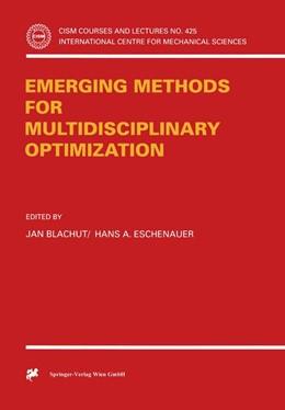 Abbildung von Blachut / Eschenauer | Emerging Methods for Multidisciplinary Optimization | 2001 | 425