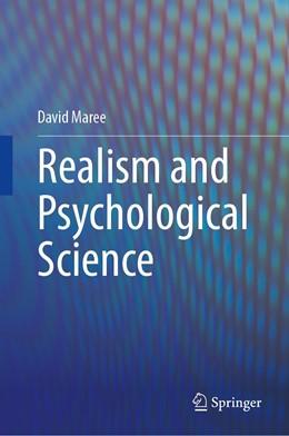 Abbildung von Maree | Realism and Psychological Science | 1st ed. 2020 | 2020