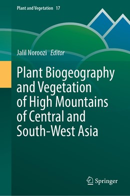 Abbildung von Noroozi | Plant Biogeography and Vegetation of High Mountains of Central and South-West Asia | 1st ed. 2020 | 2020 | 17