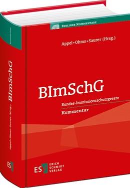 Abbildung von Appel / Ohms   BImSchG   1. Auflage   2021   beck-shop.de