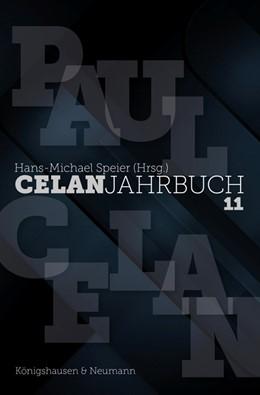 Abbildung von Speier   Celan Jahrbuch 11   1. Auflage   2020   11   beck-shop.de