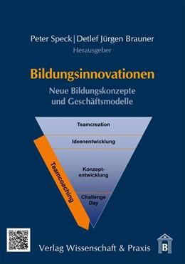 Abbildung von Speck / Brauner | Bildungsinnovationen. | 1. Auflage | 2014 | 1 | beck-shop.de