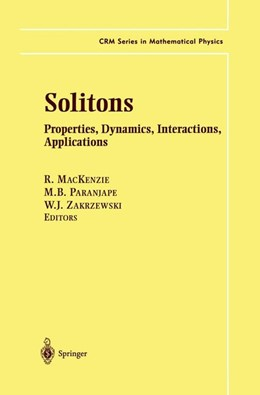 Abbildung von MacKenzie / Paranjape / Zakrzewski | Solitons | 1999 | Properties, Dynamics, Interact...