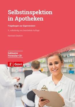 Abbildung von Diedrich | Selbstinspektion in Apotheken | vollständig neu bearbeitete Auflage 2020 | 2020 | Fragebogen zur Eigenrevision