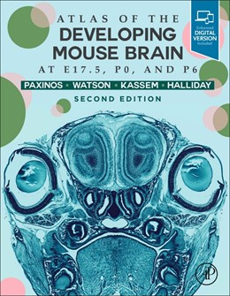 Abbildung von Paxinos / Halliday | Atlas of the Developing Mouse Brain | 2. Auflage | 2020 | beck-shop.de