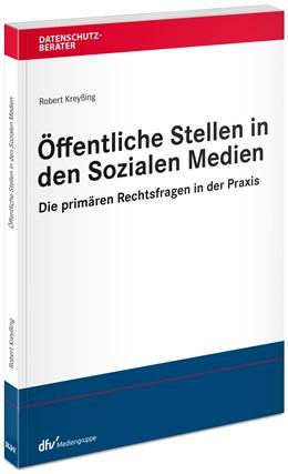 Abbildung von Kreyßing   Öffentliche Stelle in den Sozialen Medien   1. Auflage   2020   beck-shop.de