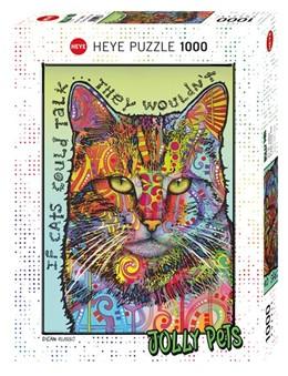 Abbildung von Russo / Heye | If Cats Could Talk | 1. Auflage | 2020 | beck-shop.de