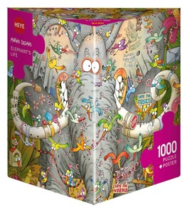 Abbildung von Ryba / Heye   Elephant's Life   1. Auflage   2020   beck-shop.de